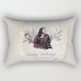 OUAT HAPPY HOLIDAYS // The Queen 2 Rectangular Pillow