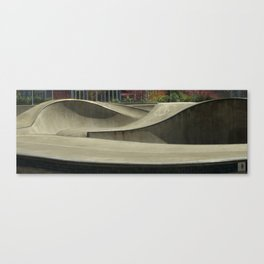 Chelsea Curves I Canvas Print