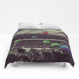 Coldplay at Wembley Comforters