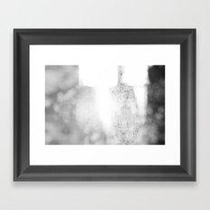 French 4 Framed Art Print