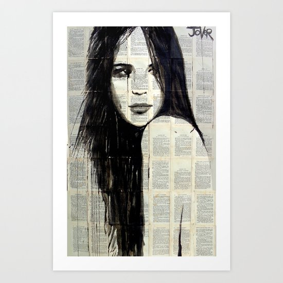 sweet jane Art Print