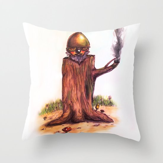 Page 35 Throw Pillow