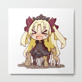 Fate/Grand Order Ereshkigal Metal Print