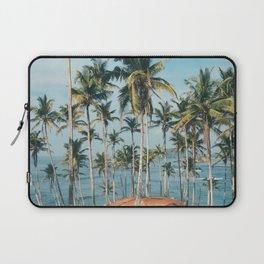 Palm trees 4 Laptop Sleeve