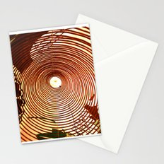 Incense Rings Stationery Cards