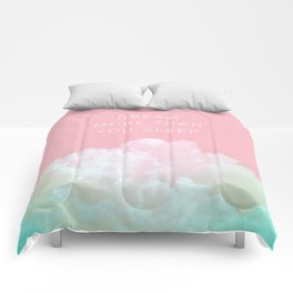 Dream more than you sleep - #daydreamer #lifestyle #buyart Comforters