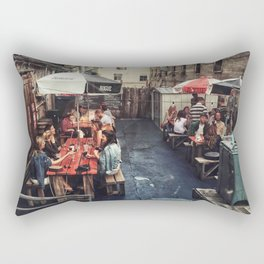 Outdoor Brunch Rectangular Pillow