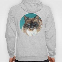 Tipper the Cat Portrait Hoody