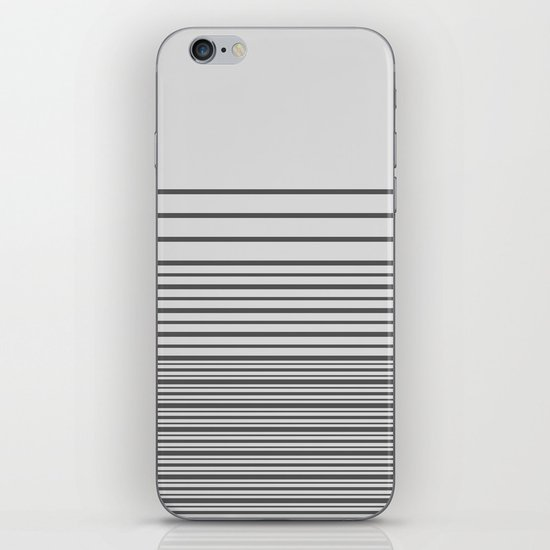 Gradient-A. iPhone & iPod Skin