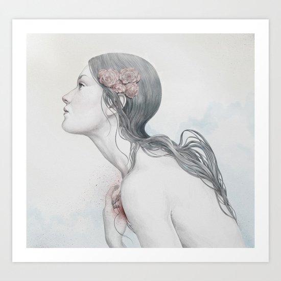 Adoration Art Print