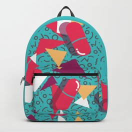Pills Pattern 014 Backpack