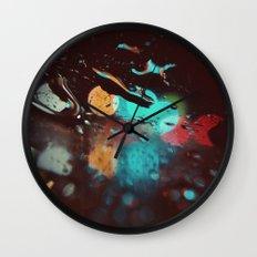 Night Visions Wall Clock