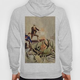 Giant crabs attack Hoody
