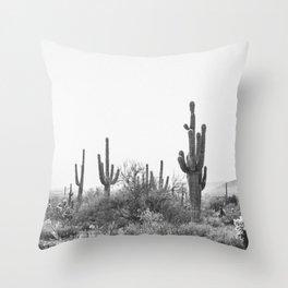DESERT / Scottsdale, Arizona Throw Pillow