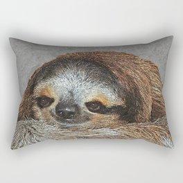 SLOTH LOVE Rectangular Pillow