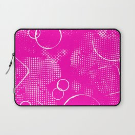 Texture #26 in Hot Pink Laptop Sleeve