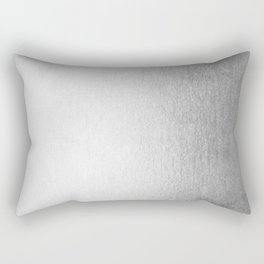 Moonlight Silver Rectangular Pillow