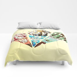 The Cornetto Trilogy Comforters