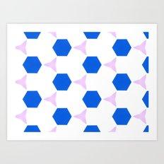 Van Pelt Pattern Art Print