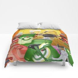 Rock & cheers Comforters