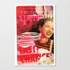 #lastchance  Canvas Print