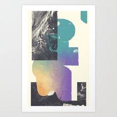 Subsonic Pt. 1 Art Print