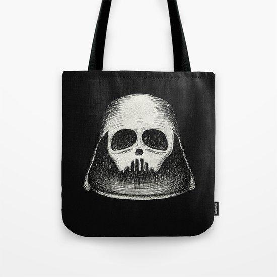 Death Vader Tote Bag