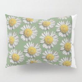 pastel daisy mania Pillow Sham
