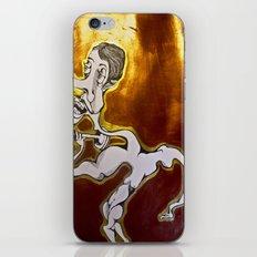 The Bicep Curl iPhone & iPod Skin