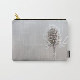 Thistle in the winter Carry-All Pouch