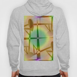 Pattern after earthquake ... Hoody