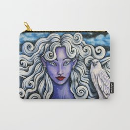 Winter Faerie Carry-All Pouch