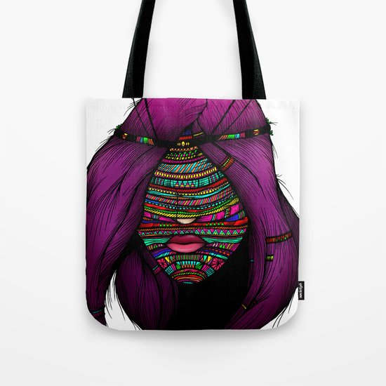 Colorful Roots (Color Version) Tote Bag