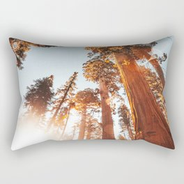 sequoia national park Rectangular Pillow