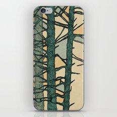 Green Trees iPhone & iPod Skin