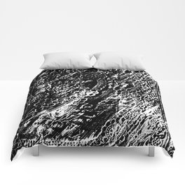 Frottage Lace Comforters