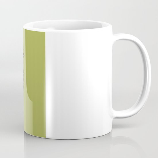 Hello Person Mug