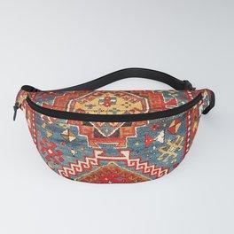 Kazak Southwest Caucasus Rug Print Fanny Pack
