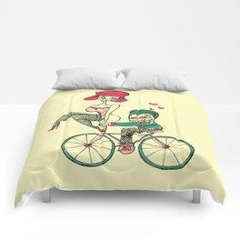 Love Ride! Comforters