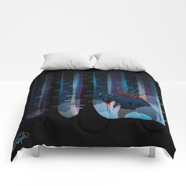 The monster Comforters