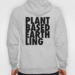 Plant Based Earthling - Vegan Hoody