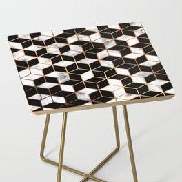 Marble & Geometry 005 Side Table