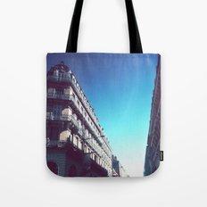 pink city  Tote Bag