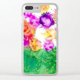 Riotous Clear iPhone Case