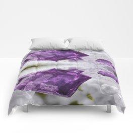 Amethyst Energy Comforters