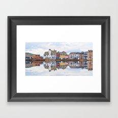 Millport Town Framed Art Print