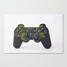 after We've Gone. Controller Uno Canvas Print