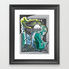 The Journey of Jonah Framed Art Print