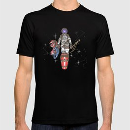 The Last Spaceman T-shirt