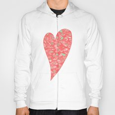 Puzzled Heart Hoody